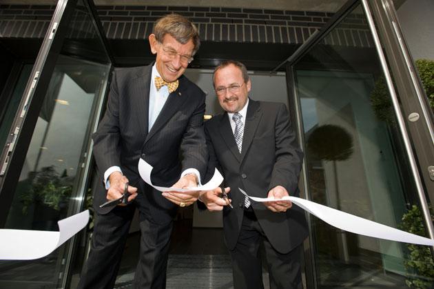 Bauherrenkino Eröffnung