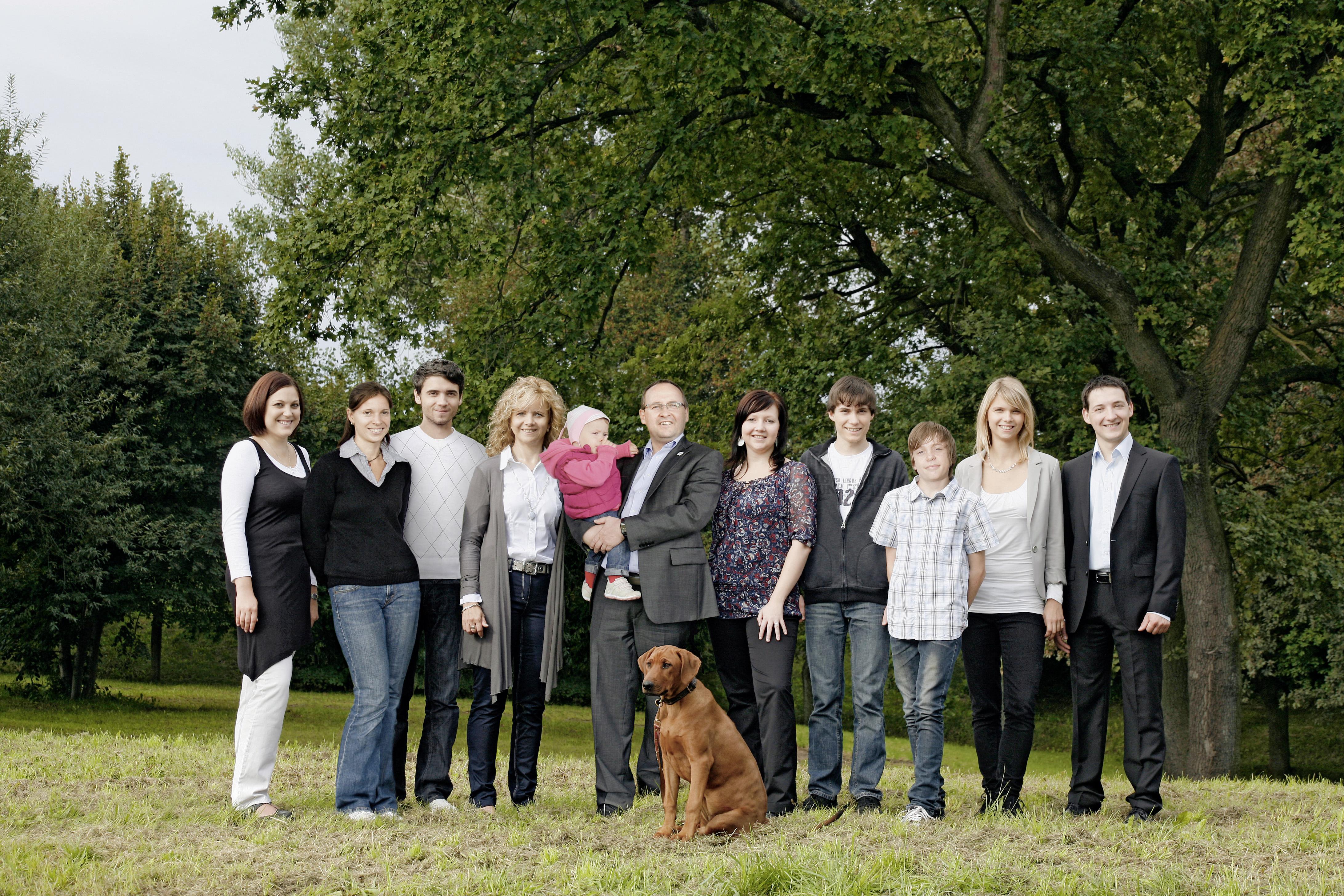 Familie Schurig 1