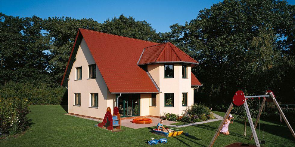 Landhaus L 500 Sandkasten