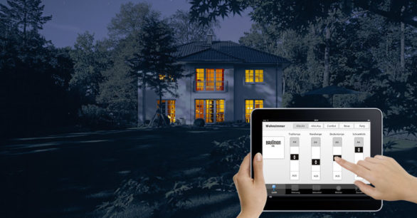 Smart Home Fernsteuerung