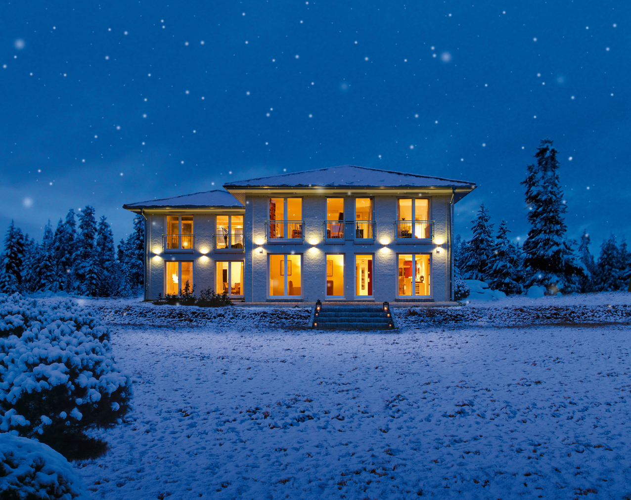 Stadthaus S 300 Winter
